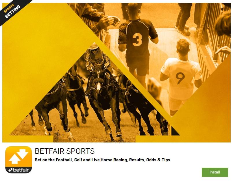 Betfair und die Hauptvorteile der mobilen App Online Casino